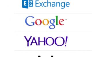 Настройка yandex почты на ipad. Как настроить на Айфоне Майл почту? Как настроить Яндекс.Почту или другой русскоязычный почтовый сервис