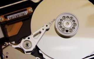 Восстановление жесткого диска при падении, перегреве и других неисправностях