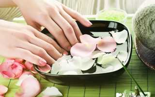 Быстрое восстановление ногтей после наращивания: процедуры в салоне; народные средства; ванночки и маски