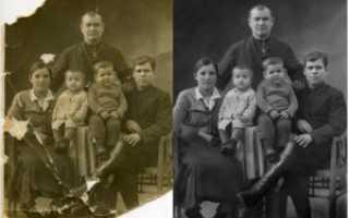 Как самостоятельно оцифровывать старые фотографии