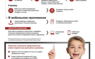 Как получить (восстановить) доступ к электронному дневнику, ГБОУ Школа № 1273, Москва