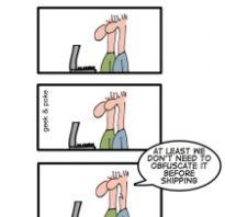 На что указывает for в программном коде. Исходный код