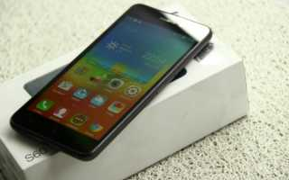 Идеально на каждый день: Обзор смартфона Lenovo S60-a. Обзор и тестирование смартфона Lenovo S60 Смартфон lenovo s60 a 2sim жемчужный белый