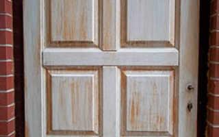Реставрация межкомнатных дверей (53 фото): как обновить старые деревянные двери из массива своими руками