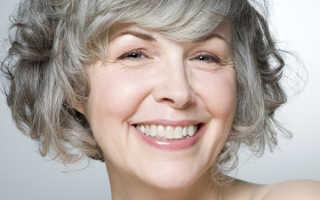 Как восстановить седые волосы доступными средствами