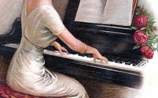 Ретро-музыка. старинный романс «не пробуждай воспоминаний»